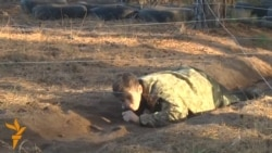 Ukraine's Azov Regiment Opens Boot Camp For Kids