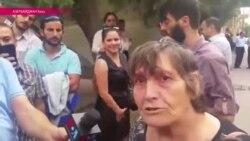 """""""Хадиджа не будет молчать"""""""
