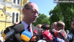 Прем'єр-міністр України закликав російську владу не підтримувати терористів