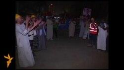 Прихмльники Мурсі продовжують акції протесту в Каїрі