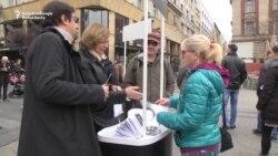 Serbian Journalists Seek Public Support For Media Freedom