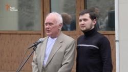 Афанасьєв та Солошенко повернулись в Україну – перше слово звільнених на батьківщині (відео)