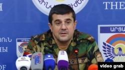 Президент Нагорного Карабаха Араик Арутюнян