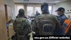 Обыски СБУ в конструкторском бюро Днепра, 27 сентября 2021 года