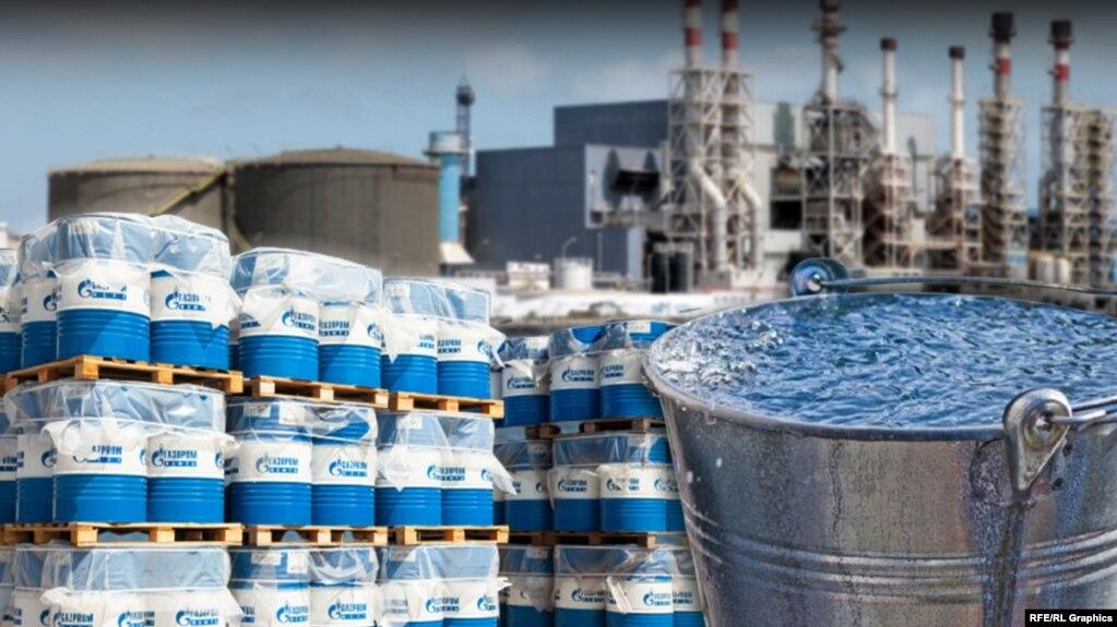 Опреснительная установка в Крыму будет построена для Газпрома