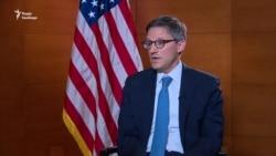 «США не закликали Україну утриматися від критики «Північного потоку-2» – Дерек Шолле