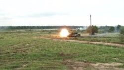 На військових навчаннях Rapid Trident-2018 відпрацювали сценарій, що відповідає реаліям на Донбасі – відео