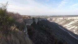 Чуфут-Кале: крымское средневековье на плато Бурунчак (видео)