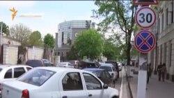 Тротуарный паркинг Кишинева