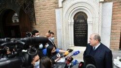 Ադրբեջանը հայ գերիներին օգտագործում է որպես խաղաքարտ, պնդում է Հայաստանի նախագահը