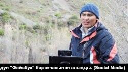 Акжолтой Бекболотов.