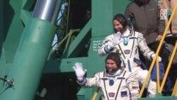 В Роскосмосе назвали причину аварии ракеты «Союз» (видео)