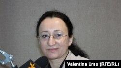 """Inga Grigoriu, președinta Comisiei parlamentare """"Laundromat"""""""