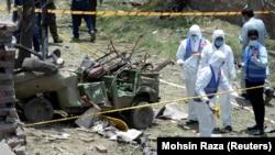 انفجار نیرومندی که امروز در شهر شرقی لاهور روی داد و دستکم۳تن کشته و۱۴تن دیگر زخمی شدند.
