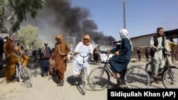 آرشیف، جنگ در شهر کندهار