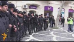 12 марта. Баку. Площадь Фонтанов. Протест - 3