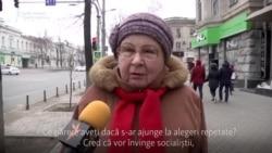 """Vox populi: """"Poate n-am mai ajunge la alegeri repetate"""""""