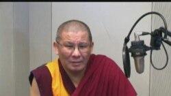Лама Буда Бадмаев о визите Далай Ламы в США