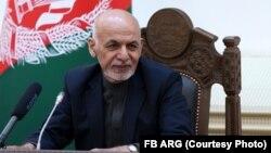 محمداشرف غنی رییس جمهور افغانستان