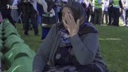 Боснияда cегиз миң мусулман кырылганын эскеришти