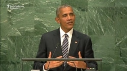 In UN Speech, Obama Warns Against Russian Regional 'Interference'