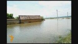 Inundațiile din lunca Prutului