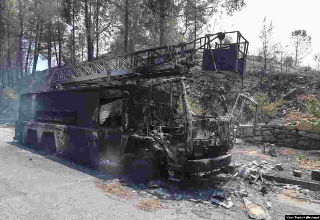 Як зазначили у ДСНС, ці фахівці мають досвід роботи у гірських районах та залучалися раніше до ліквідації масштабних пожеж у Чорногорії, в Ізраїлі та Грузії