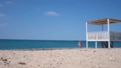 Кырым пляжлары буш кала