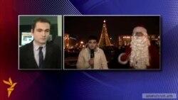 «Ազատություն TV» լրատվական կենտրոն, 6 հունվարի, 2014
