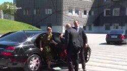 ესტონეთისა და საქართველოს პრეზიდენტების შეხვედრა