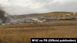 Күгәрчен районы, Березовая роща авылы, 3 сентябрь.