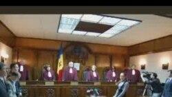 Şedinţa Curţii Constituţionale din 22 aprilie