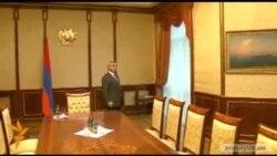 Սերժ Սարգսյանը ընդունել է Րաֆֆի Հովհաննիսյանին
