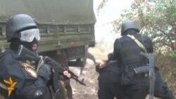 Тамрини зиддитеррористӣ дар дараи Ромит