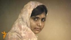 Малала Юсуфзайдың портреті