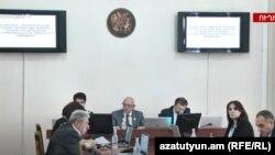 Ermənistan, MSK-nın iclası, 27 iyun 2021