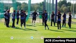 آرشیف: تیم ملی کرکت افغانستان در امارات متحده عربی