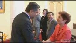 Վարչապետն ընդունել է ԱՄՆ դեսպան Մարի Յովանովիչին