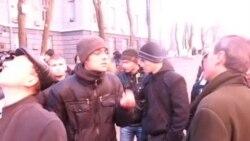 Одеські студенти виступають за Європу