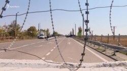 «Забор отчуждения»: как ФСБ отгородит Крым (видео)
