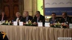 Պրահայում գումարված երկօրյա խորհրդաժողովն ավարտվեց