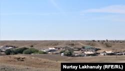 Часть села, которую называют районом ДЭУ