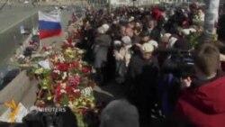 Москвада Борис Немцов хотирланди