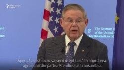 Senatorul american Bob Menendez despre eventuale noi sancțiuni împotriva Rusiei