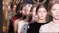 Показы Валентино и Эли Сааба завершили Неделю Высокой моды в Париже
