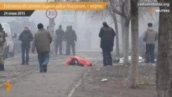 Mariupol Qrad zərbələrindən az sonra - azı 27 nəfər həlak olub, 97 nəfər yaralanıb