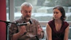 Алексей Варламов на книжной ярмарке в Нью-Йорке