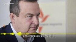 Dačić o ulozi Rusije u povlačenju priznanja Kosova