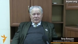 Кримська влада забула про Симиренка