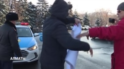 В Казахстане проходят массовые задержания активистов